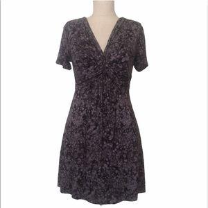 Soma Short Sleeve Wrap Dress
